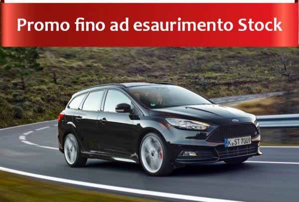 Noleggio ford FOCUS 1.5 TDCi 120cv Business