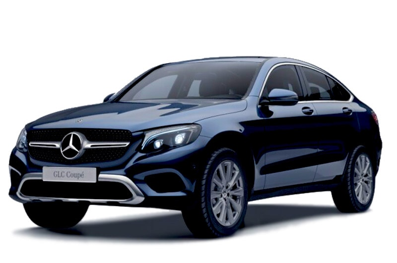 Noleggio mercedes GLC COUPE  220 D 4matic Executive