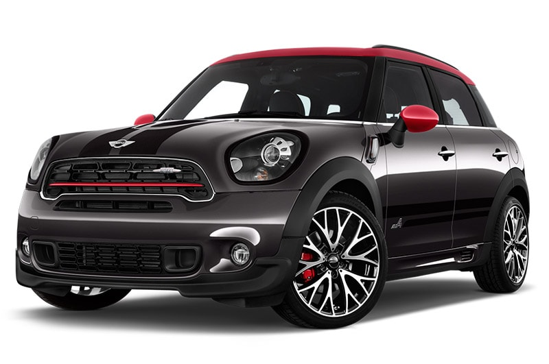 Noleggio mini COUNTRYMAN COUNTRYMAN One D
