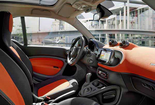 Noleggio smart FORTWO 60 1.0 45kw Youngster