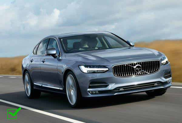 Noleggio volvo S90 D4 Geartronic Business Plus