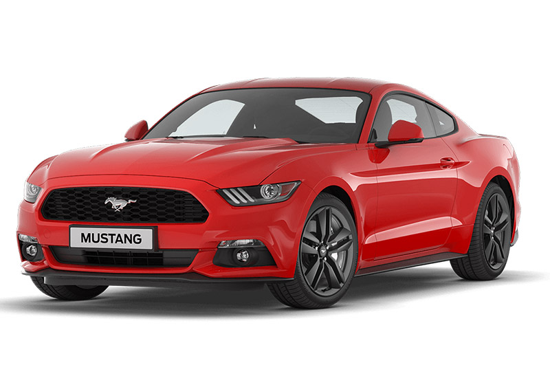 Noleggio ford Mustang  2.3 Ecoboost